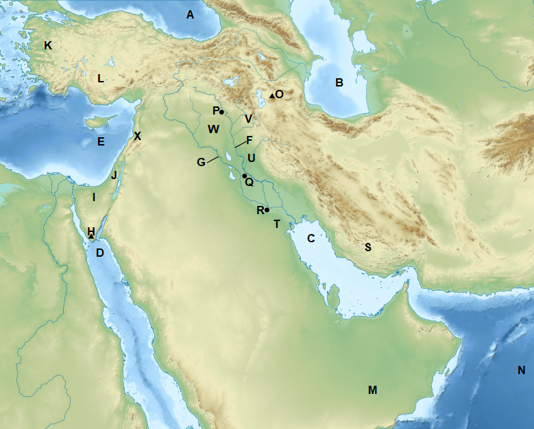 Ancient Middle East